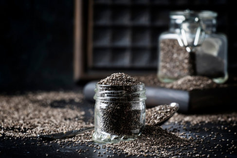 Health Benefits You Get From Chia Seeds